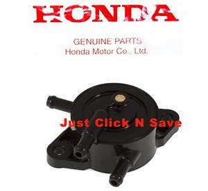 Genuine Oem Honda Gx100 Gx610 Gx620 Gx670 Gxh50 Gxv390