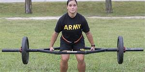What The Army's Proposed Gender-Neutral Combat Test Looks Like
