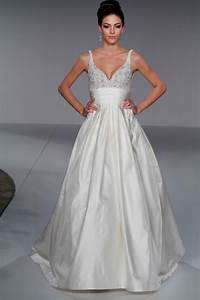 priscilla of boston 4507 size 4 wedding dress oncewedcom With boston wedding dress shops