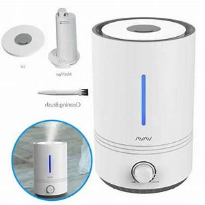 Top Fill Humidifiers Cool Mist Humidifier Blue Mood