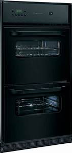 Frigidaire Fgb24t3eb 24 Inch Single Gas Wall Oven With 2 7