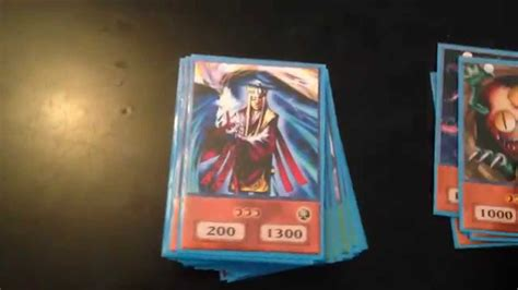 Yugioh Bakura Deck 2014 by Yugioh Yami Bakura Anime Style Deck For Sale
