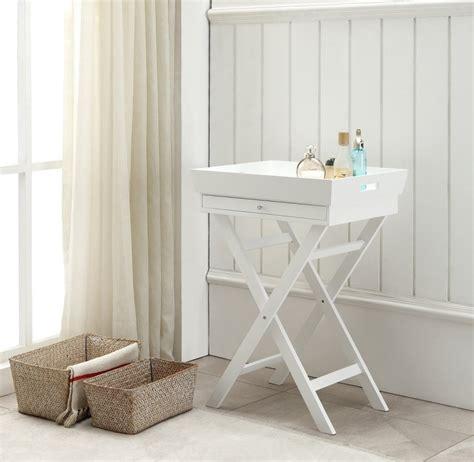 table dappoint plateau amovible sur pieds treteaux coul