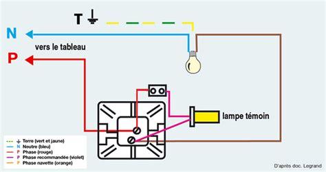 schema electrique sch 233 ma de branchement interrupteur avec t 233 moin le grand