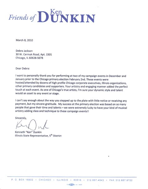 write  letter  recommendation