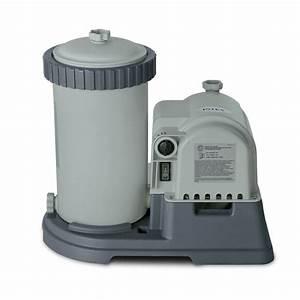 2500 Gph Deluxe Filter Pump