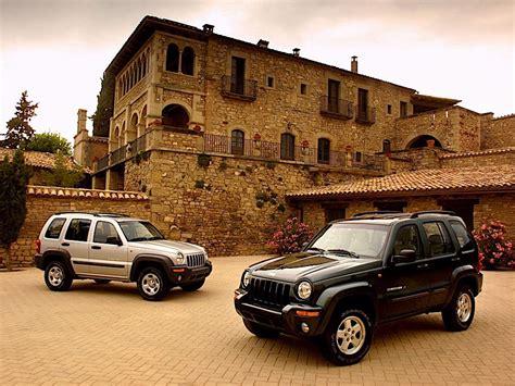 Jeep Cherokee/liberty Specs & Photos