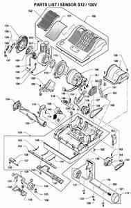 Windsor Sensor S12 Parts