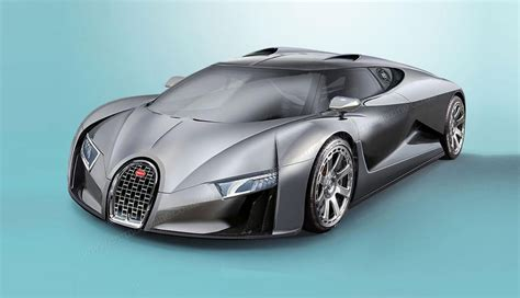 Bugatti Chiron Hybrid by Take A Look At The Bugatti Chiron Hybrid Hypercar