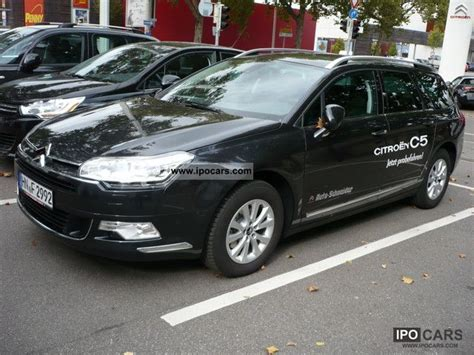 2011 citroën c5 tourer vti 120 egs related infomation