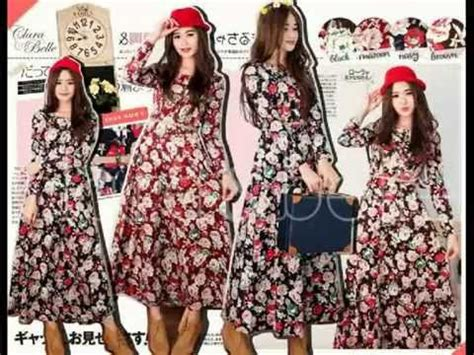 dress toko terpecaya dress muslim