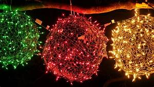 How, To, Make, Your, Own, Holiday, Light, Balls