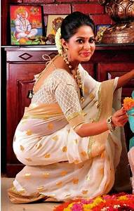 15 Best Kasavu Saree Blouse Patterns Saree Guide