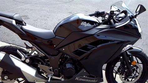 2013 Kawasaki Ninja 300 Ex 300 In Black @ Alcoa Good Times