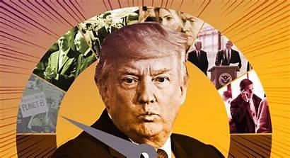 Trump Days Politico Magazine President Accomplishments Getty