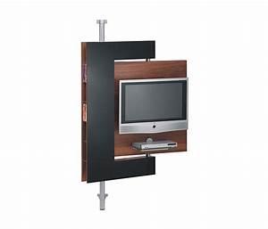 Tv Rack Drehbar : two vision hifi und tv regal multimedia st nder von die collection architonic ~ Frokenaadalensverden.com Haus und Dekorationen
