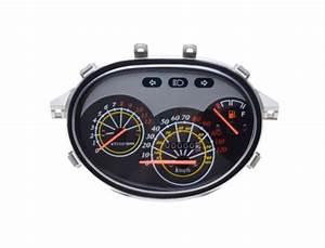 Speedometer  Jonway Shotgun  Scooterpower Eu