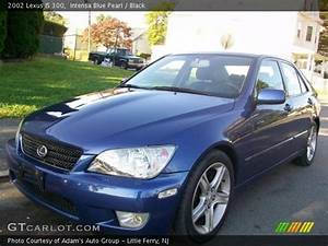 Intensa Blue Pearl - 2002 Lexus Is 300