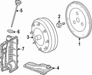 Lincoln Mkx Automatic Transmission Flexplate  Liter