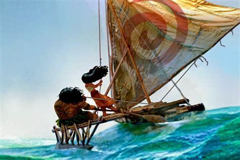 Moana Boat by Malae O Letalu Moana