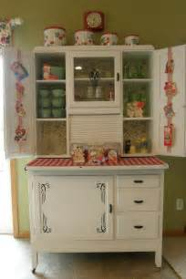 vintage hoosier cabinet cabinets dressers chests pinterest