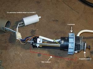 Demontage Volet Roulant Somfy : changer le condensateur d 39 une pompe volet roulant ~ Melissatoandfro.com Idées de Décoration