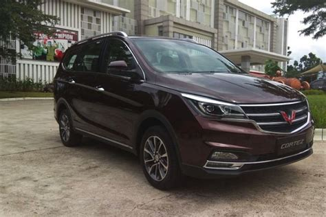 Wuling Picture by Wuling Cortez Began To Show Its Elegance Autocarweek