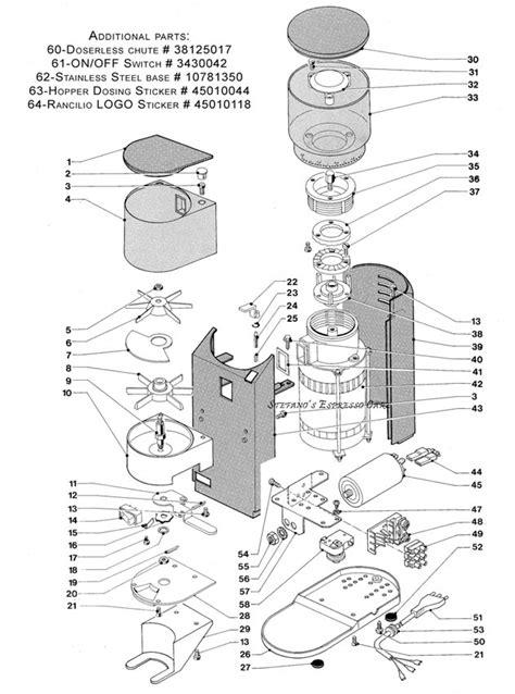 rancilio silvia  wiring diagram wiring diagram virtual