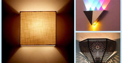 10 fancy wall lights for living room that will change the