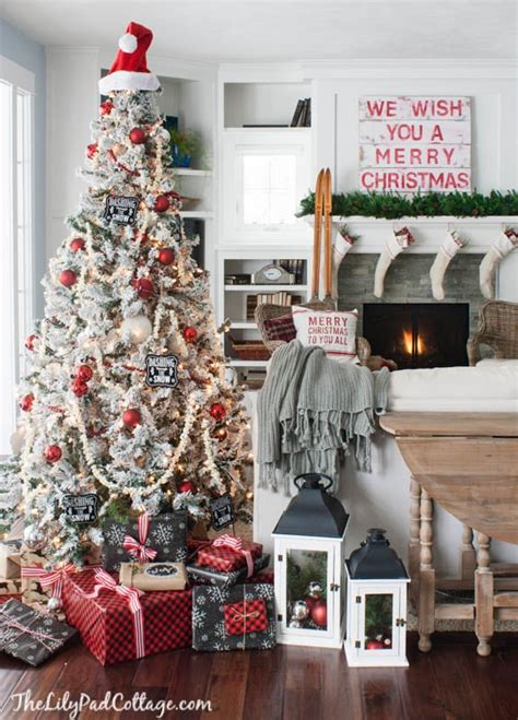 classic christmas   lilypad cottage