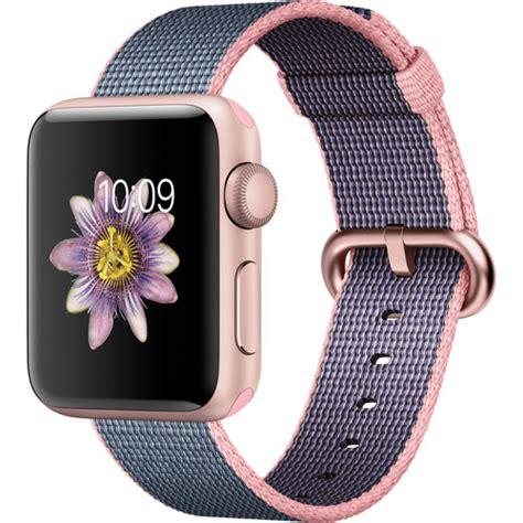 light blue apple watch band apple watch series 2 38mm smartwatch mnp02ll a b h photo video
