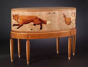 Animal – Silas Kopf Woodworking – Inlaid Wood Marquetry
