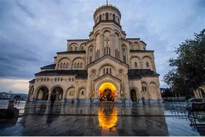Georgia Country Tourism Visit Places Tbilisi Amazing