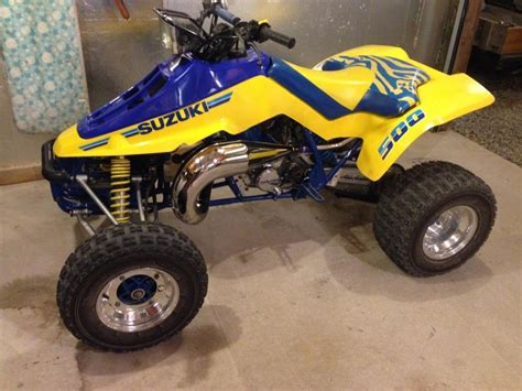 Suzuki Quadracer For Sale suzuki quadracer 500 motorcycles for sale