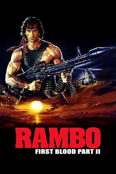 rambo   blood part ii  hd