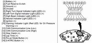 Kawasaki Zx-10r Gauge Backlighting