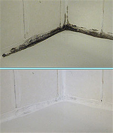 re caulk moldy bathtub diy shower and bathtub caulking raftertales home