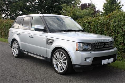 Land Rover Range Rover Sport Tdv8 Sport Hse For Sale
