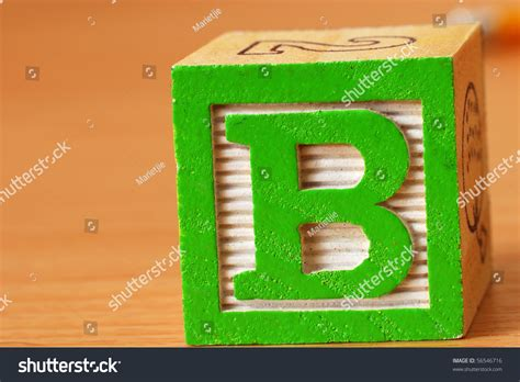 b block letter alphabet block letter b stock photo 56546716 33779