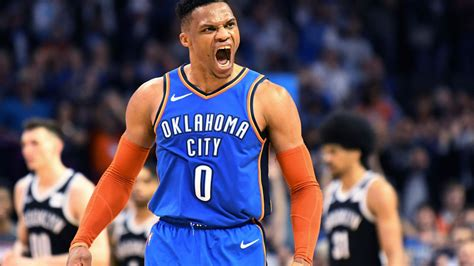Russell westbrook the two fans banned from utah jazz games after a verbal altercation with russell westbrook aren't going to get $100 million from the washington wizards guard. Russell Westbrook Found His Jumpshot And Crushed The ...