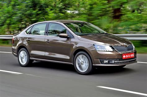 2020 Skoda Rapid automatic review, test drive - Autocar India