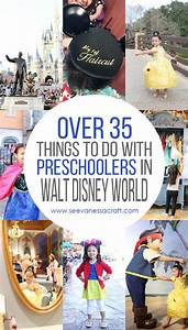 Travel: 35+ Things To Do with Preschoolers in Disney World