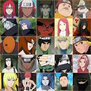 Naruto News Personagens Confirmados De Naruto Shippuden