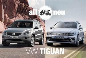 Vw Tiguan Neu : vw tiguan 1 und tiguan 2 im preisvergleich ~ Kayakingforconservation.com Haus und Dekorationen