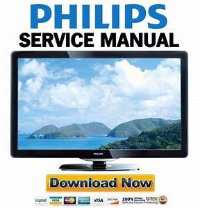 Philips 32pfl4606h Service Manual  U0026 Repair Guide