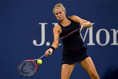 Tennis Muchova Karolina Muguruza Player Garbine Night