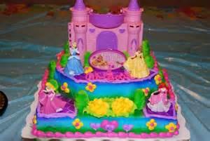 Disney Princess Birthday Cakes at Walmart