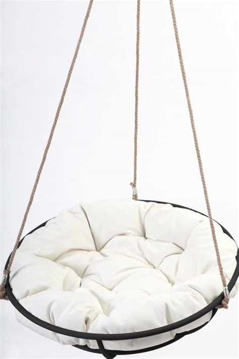 furniture chairs that hang from the ceiling for a
