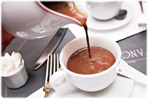 recette de chocolat chaud maison