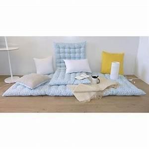 Coussin pouf fauteuil canape pour enfant meuble for Tapis chambre enfant avec matelas convertible 14cm